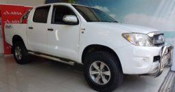 2011 Toyota Hilux 2.5 D4D SRX Double Cab for Sale in Goodwood , Cape Town