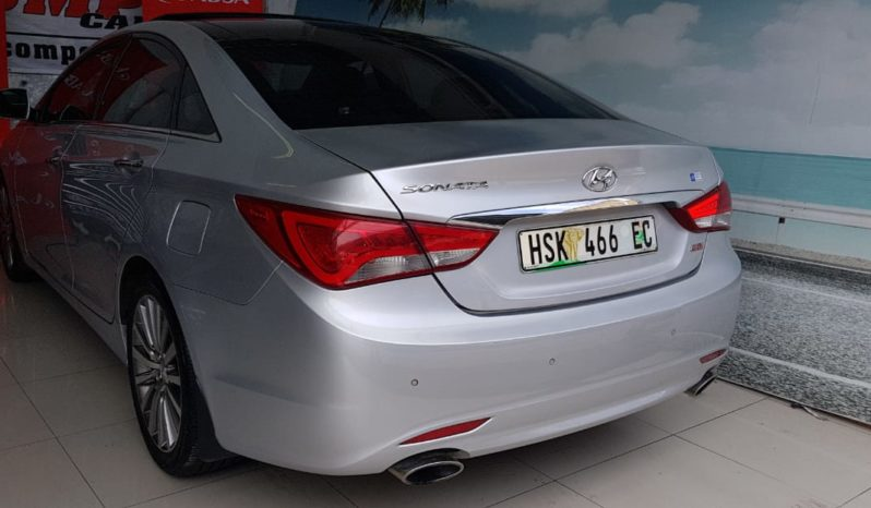2013 Hyundai Sonata 2.4 GDi Elite A/T For Sale in Cape Town full