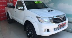 2012 Toyota Hilux 3.0 D4D 4×4 Single Cab For Sale in Goodwood, Cape Town