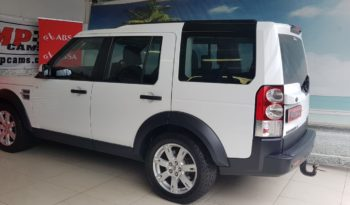 2012 Landrover Discovery 4 3.0 TDV6 SD A/T For Sale in Cape Town full