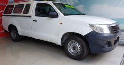 2013 Toyota Hilux 2.5 D4D Single Cab for sale in Goodwood , Cape Town