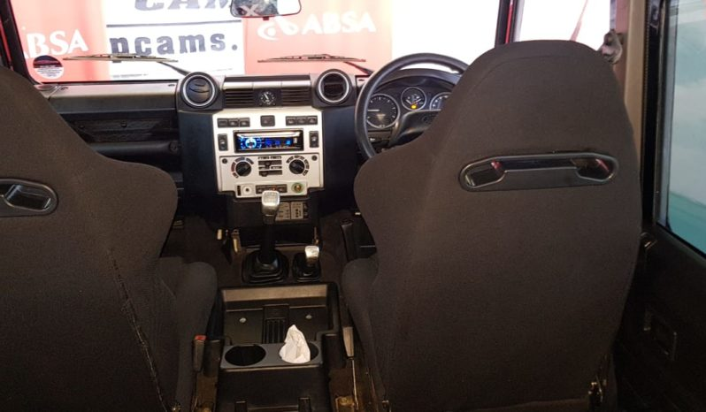 2008 Landrover Defender 110 SVX 2.4D LTD Edition for Sale in Goodwood, Cape Town full