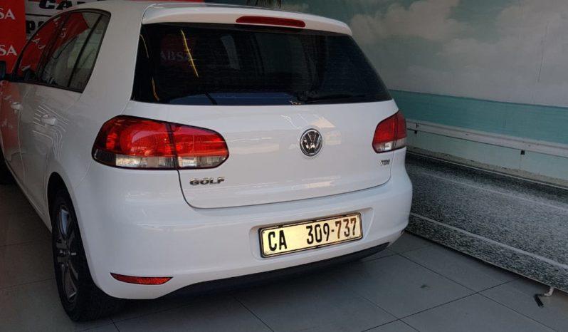 2010 Volkswagen Golf 1.6TDI Comfortline DSG For sale in Cape Town full