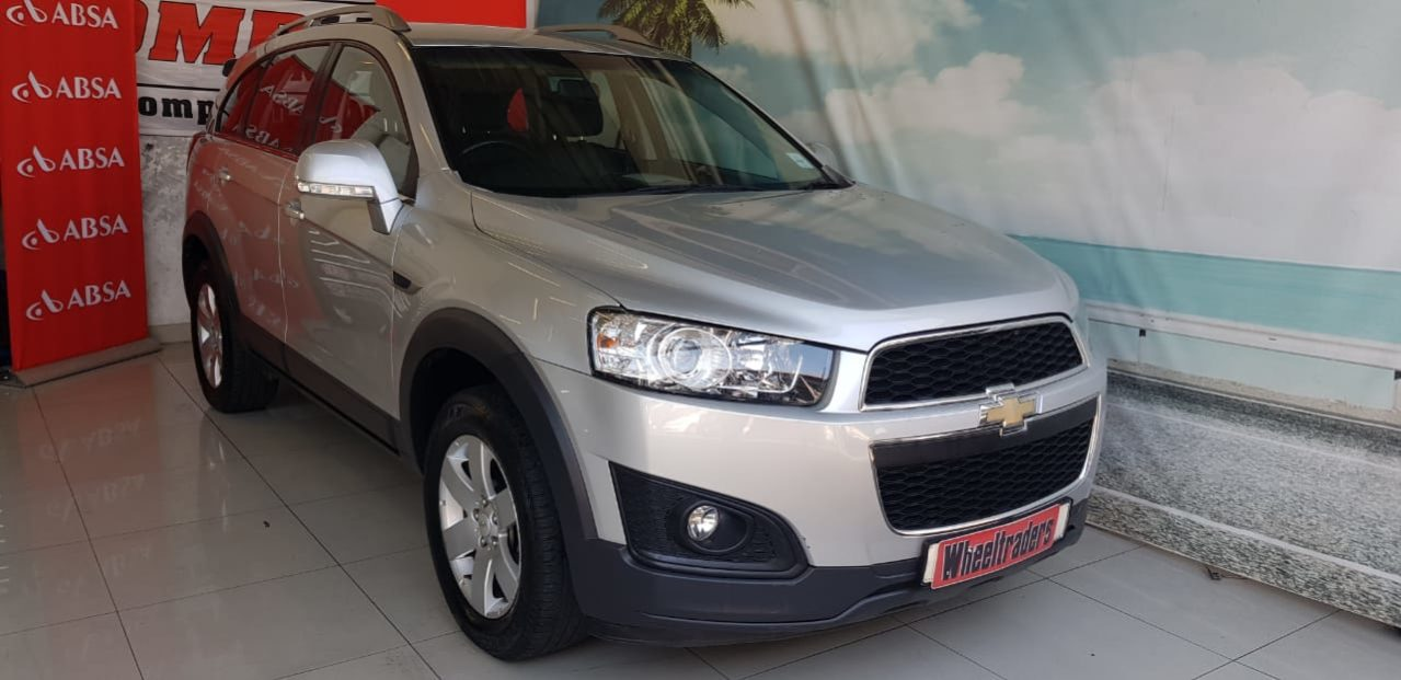 2013 Chevrolet Captiva 2 4 Lt A T For Sale In Goodwood Cape