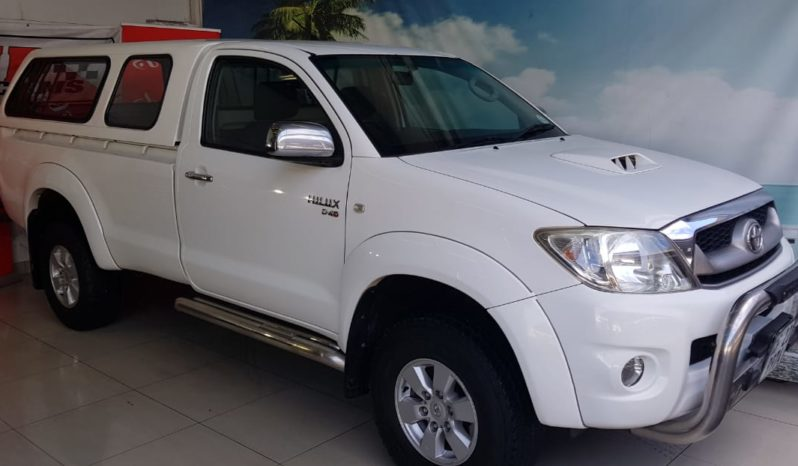 2011 Toyota Hilux 3.0D-4D 4×4 Raider Legend 40 for sale in Cape Town, Goodwood full