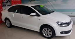 2014 VW Polo 1.4 Sedan Comfortline for Sale In Cape Town