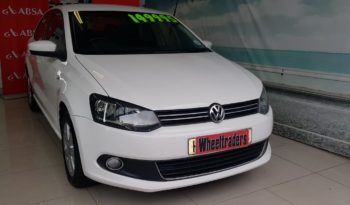 2014 VW Polo 1.4 Sedan Comfortline for Sale In Cape Town full