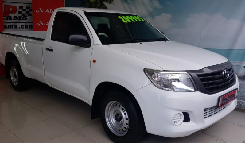 2014 Toyota Hilux 2.5D-4D Single Cab for Sale in Cape Town full