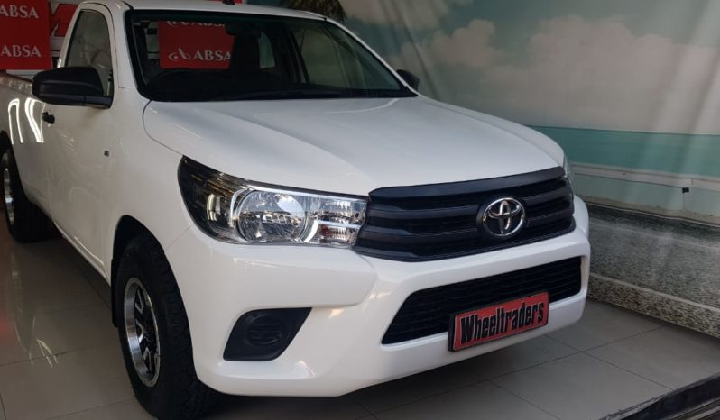 2017 Toyota Hilux 2.4GD (aircon) Single Cab For Sale in Cape Town full