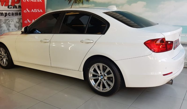 Used 2014 BMW 3 Series 320i auto for sale in Cape Town full