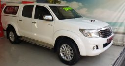 Used 2013 Toyota Hilux 3.0D-4D double cab 4×4 Raider for sale in Cape Town
