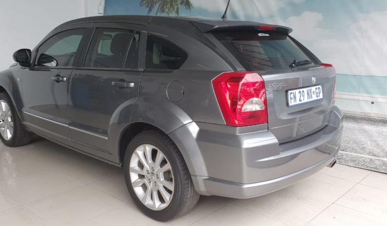 Used 2012 Dodge Caliber 2.0 SXT Luxury for Sale in Cape Town full