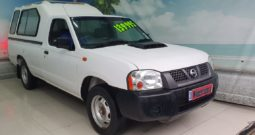 Used 2014 Nissan NP300 Hardbody for sale in Cape Town