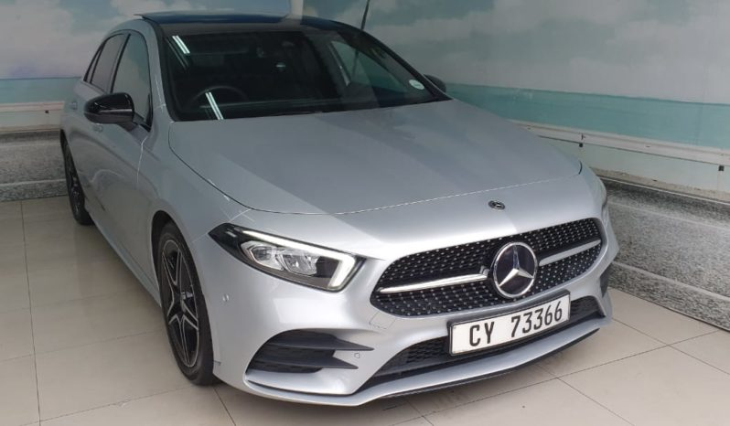 Used 2019 Mercedes-Benz A-Class A200 AMG Line auto for sale in Cape Town full