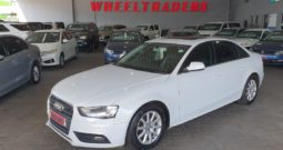 2012 AUDI A4 1.8 TURBO 6 SPEED FOR SALE in Parow, Cape Town