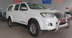 2015 Toyota Hilux 3.0D-4D double cab 4×4 Raider Legend 45 auto for sale in Parow, Cape Town