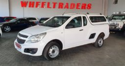 2014 Chevrolet Utility 1.4 (aircon+ABS) bakkie for sale in parow, Cape Town