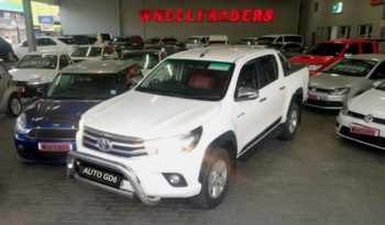 2017 Toyota Hilux 2.8GD-6 double cab Raider auto For Sale in Parow, Cape Town full